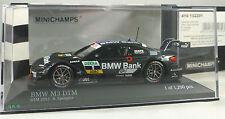 BMW M3 DTM #1 Bruno SPENGLER TEAM SCHNITZER DTM 2013 ltd 1,200 MINICHAMPS 1:43