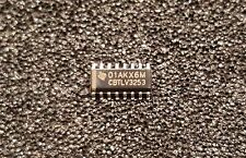SN74CBTLV3253D Multiplexer Switch IC Dual 1 to 4 Low V **NEW** Qty.5