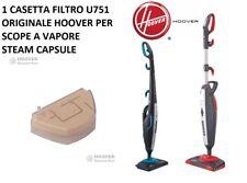 CASSETTA FILTRO ORIGINALE HOOVER U751 PER MODELLI STEAM CAPSULE PLUS