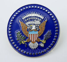 Mini US Seal Of The President Pin Insignia Badge Brooch US BADGE -0104