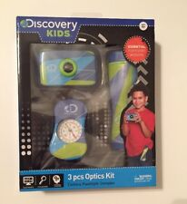 Discovery kids 3 piece optics kit