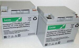 "Meyra All models Batteries X 2 ""VAT FREE LISTING"""