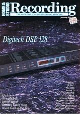 1989 Digitech DSP 128, Roland RE-3 Space Echo, JBL Pro 3, Akai S1000 Reviews