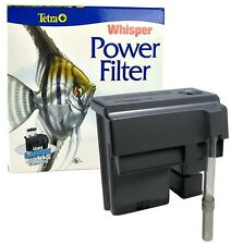 Tetra Whisper Power Filter 20 / 105 gph for 10-20 Gallon Fish Aquariums