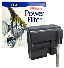 Tetra Whisper Power Filter 30 / 145 gph for 10-30 Gallon Fish Aquariums