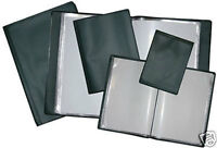 Brand New  A6 40 Page Deluxe Nirex Nyrex Orders Folder ( 80 sides high quality