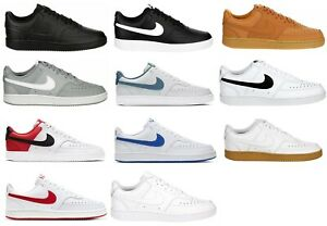 Nike Court Vision Low Top Men's Shoes Sneakers Trainers