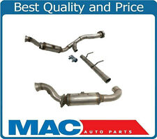 Fits 11-14 F150 Ecoboost 3.5L Turbo Engine Y Pipe L & R Catalytic Converters