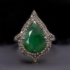 0a58a7ba9aaf6 Sterling Silver Fine Diamond Rings | eBay