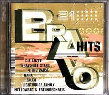 BRAVO HITS VOL.21- The Best of 1998 Pop/Rock 2-CD Sash/Nana/Falco/Modern Talking