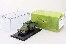 1:43 FAW JieFang CA10B China Army Truck 90th Anniversary of PLA Century Dragon