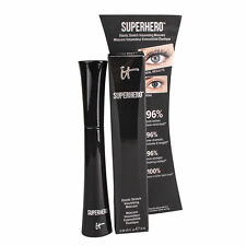 It Cosmetics Superhero Elastic Stretch Volumizing Mascara Black FULL SIZE..30 oz