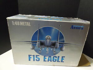 Armour Collection 98050 F-15 US Air Force 12th AF Commander 1;48 Metal