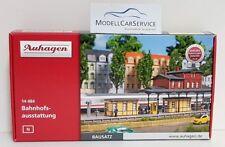 14484 Auhagen Bahnhofsausstattung Spur N