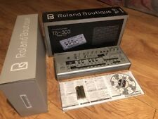 Roland TB-03 Bass Line Boutique synthétiseur BOXED + Instructions SUPERBE synth