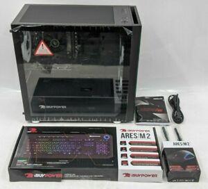 IBUYPOWER ELEMENT MINI 9300 AMD Ryzen 3 8GB DDR4 Win10 256GB SSD AMD -NR4937