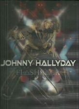 RARE / PROGRAMME CONCERT - JOHNNY HALLYDAY : FLASHBACK TOUR LIVE 2006