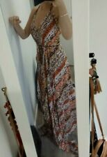 Boho forever festival maxi dress, one size, new without tags