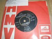 "Andy Stewart Dr. Finlay b/w Oh! What A Celilidh 7"" Vinyl 1965 HMV POP 1454"