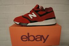 New Balance 597,  Mens, New, Red, (UK 12.5)