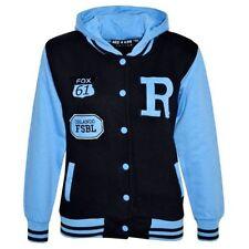 Manteaux, vestes et tenues de neige bleues avec capuche pour fille de 10 à 11 ans