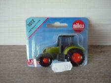 Siku 1008 Claas Traktor grün Farmer alte Version - Neu in 1012 New Holland OVP