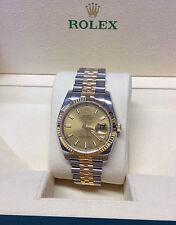 Rolex Men's Round Wristwatches