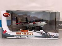 "Disney Planes Fire & Rescue Movie Cabbie Deluxe 10"" Die Cast Transport Cargo"