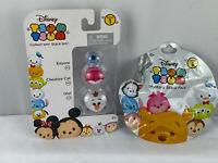 Stocking Stuffer ~ Disney Tsum Tsum 3-Pack plus Mystery Stack Pack Series 1~ 3K