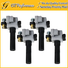 OEM Quality Ignition Coil 4PCS for 03-05 Subaru Impreza WRX/ 05 Saab 9-2X 2.0L