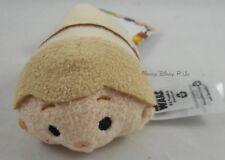 "New Disney Store USA Star Wars Luke Skywalker Mini Tsum Tsum Plush 3 1/2"" Toy"