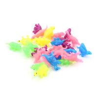 20pcs Baby Early Education Toys Plastic Mini Dinosaur Children Kids Gift LJ