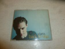 BRYAN ADAMS - Back To You - 1997 UK 3-track picture CD single