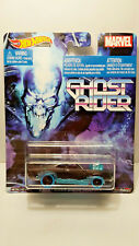 HOT WHEELS PREMIUM GHOST RIDER DODGE CHARGER #REAL RIDERS 2020 NEW ORIGINAL