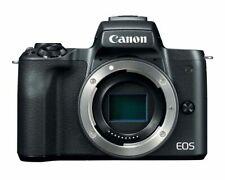 Refurbished Canon EOS M50 Mirrorless 24.1MP Digital Camera Body Black