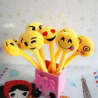 5Pcs Cute Stationery Pen Cute Head Ball Point BallPointPen Random#