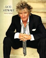 ROD STEWART 2005 GREAT AMERICAN SONGBOOK CONCERT TOUR PROGRAM BOOK / NMT 2 MINT