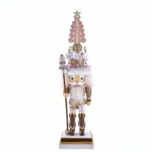 "Kurt Adler 17.5"" Hollywood Ballet and Tree Nutcracker"