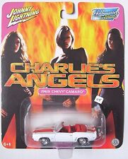 JOHNNY LIGHTNING HOLLYWOOD ON WHEELS CHARLIE'S ANGELS 1969 CHEVY CAMARO SS