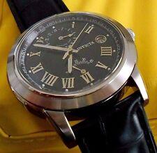 Mint Rare INVICTA 9979 Black Automatic French Ebauche Watch with Box