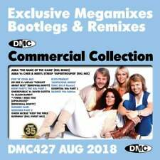 Commercial Collection 427 Club Hits Bootleg Remix & Megamixes DJ Double Music CD