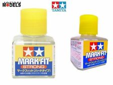 Tamiya MARK FIT STRONG - AMMORBI DECAL 40Ml 87135 New Nuovo