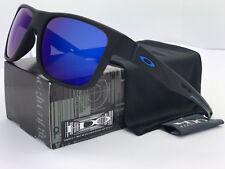 Sunglasses Polarized⁸Oakley⁸Crossrange Smoke Prizm Matte Black Blue Mercury Lens