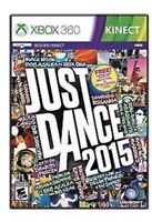 Just Dance 2015 Xbox 360 Disc Only 54e Kids Kinect Game Dancing Workout