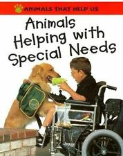 Animals Helping W/Special Need (Animals That Help Us (Franklin Watts-ExLibrary