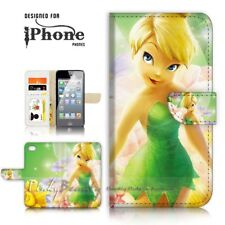( For iPhone 6 Plus / 6S Plus ) Case Cover P21063 TinkerBell