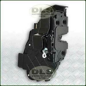 LH Rear Door Latch Assembly 433mhz Land Rover Freelander 2, RR.Evoque (LR091361)