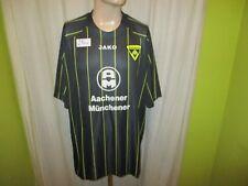 """Alemannia Aachen Jako Heim Trikot 2004/05 """"Aachener Münchener"""" Gr.XXL"""