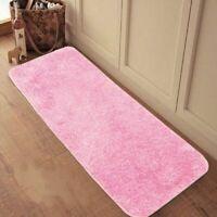 Shaggy Area Rugs Soft Carpet For Home Bathroom Decor Non-slip Floor Mats Durable