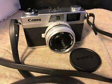 Canon Canonet 28 Ananlog film Camera35mm Rangefinder Film Camera